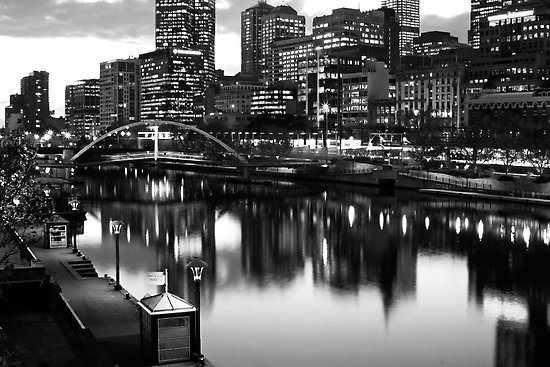 The Melbourne Yarra River... one of my favourite places!