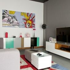 Urban Pop Interior