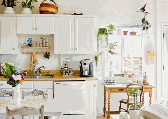 (+1) тема - Эклектичная кухня | Роскошь и уют