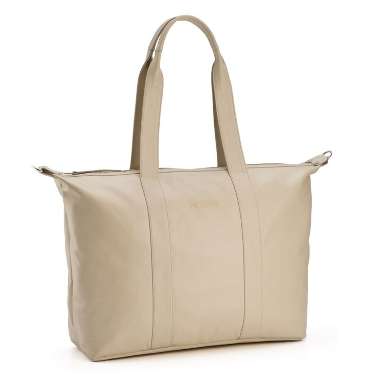 MORINI MOCO LEATHER BAG // BEIGE  http://morini.pl/