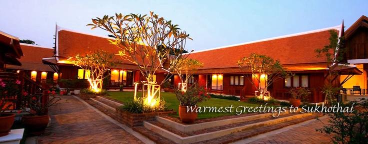 Welcome to The Legendha Sukhothai Resort, Sukhothai, Thailand. #Hotel #Resort #Thailand