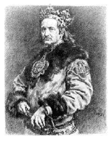 Portret Władysława Jagiełły