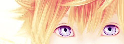 Roxas from Kingdom Hearts, but this picture...his eyes and his hair remind me so much of Klyde.