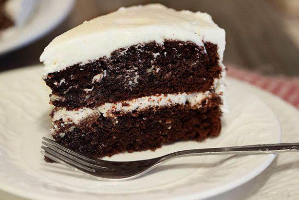 """Moja babička bola neskutočná pekárka. Ako dieťa si pamätám na mnoho koláčov, avšak až teraz, keď zomrela, dostali sme sa s mamou pri vyprataní jej vecí k zošitu, kde si písala recepty na sladkosti. A našli sme hotový poklad, pretože najlepší """"nedeľný"""" zákusok aký si od babičky pamätám, bola mokrá čokoládová torta. Rozhodla som sa, že sa s receptom na"""