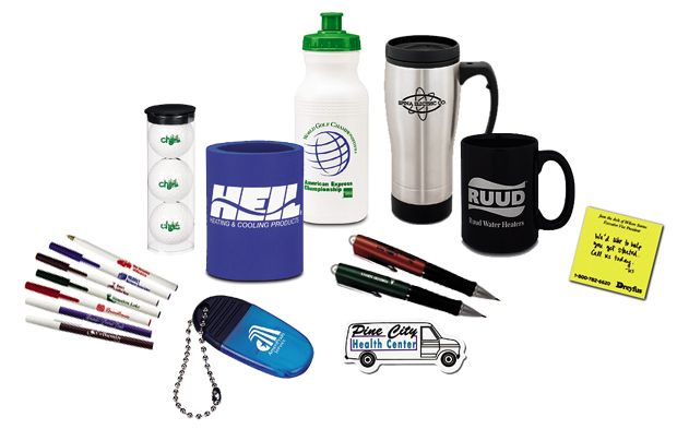 2482 best images about promotional gifts on pinterest for Custom marketing materials