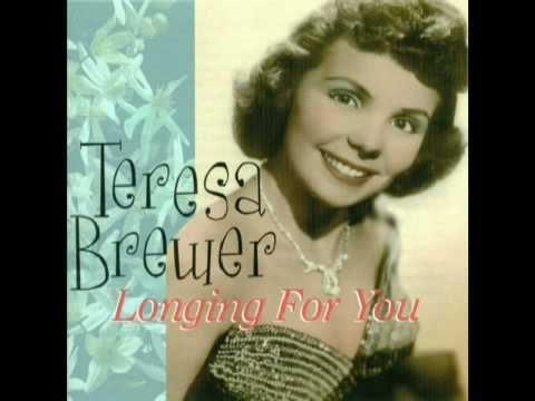 Teresa Brewer - 3 novelty songs for children - Choo'n Gum +