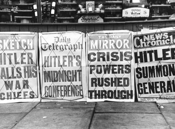 80 best images about World War Two Newspaper Headlines on ...