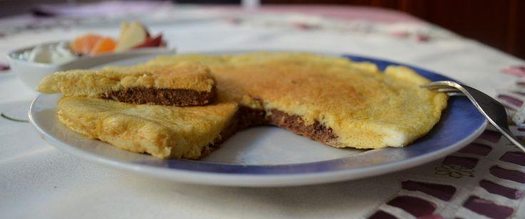Relish it: Pełnoziarnisty omlet z nadzieniem