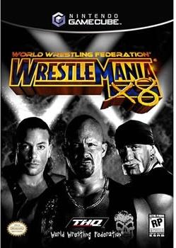 WWE WrestleMania X8 [GameCube]