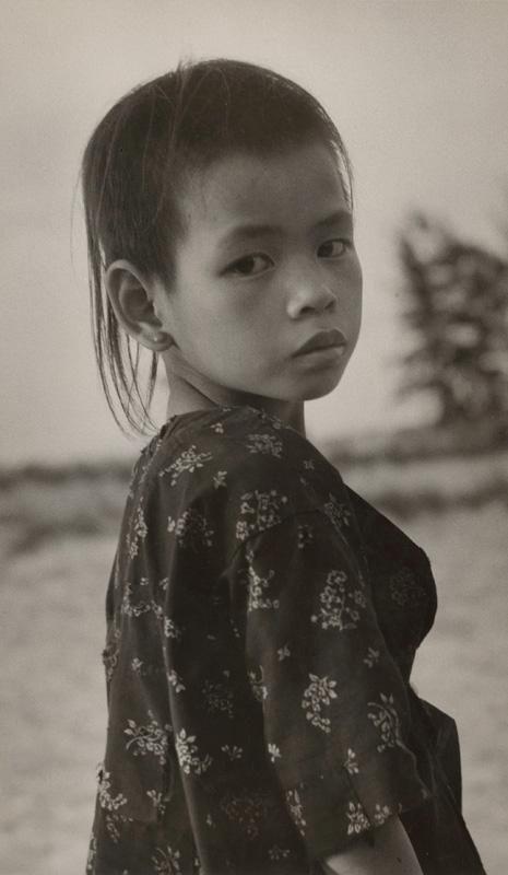 Ján Cifra - Vietnam - portréty. Malá Tim