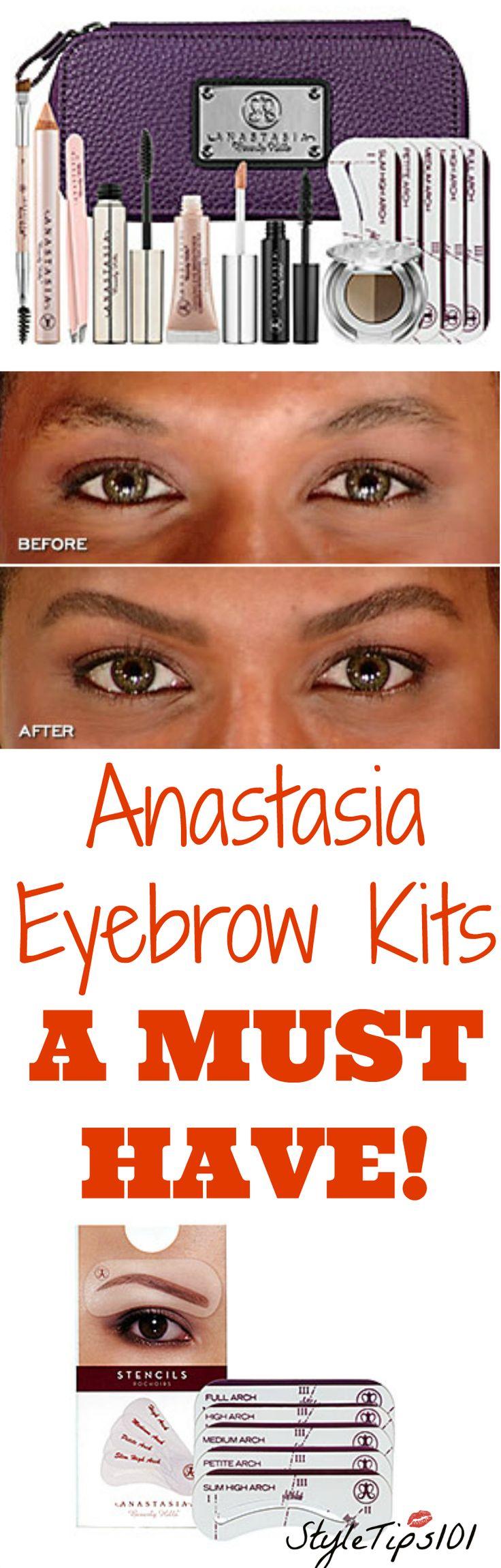 Anastasia Eyebrow Kit