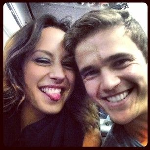 Isabella and Nic (Phoebe and Kyle) - adorable!