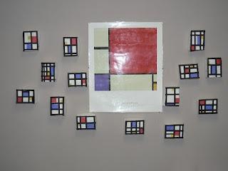 Mondrian boxes
