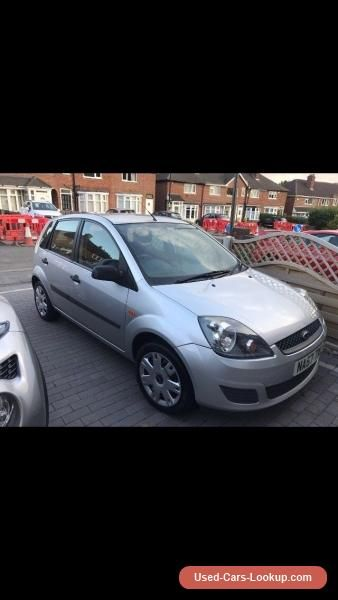 ford fiesta 1.25 style climate #ford #fiesta #forsale #unitedkingdom
