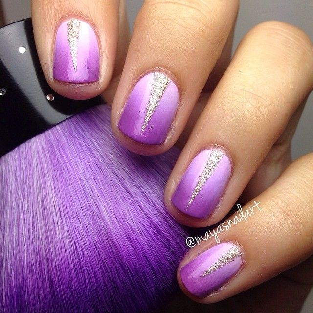 Nail Polish Designs With Sponge Creative Touch