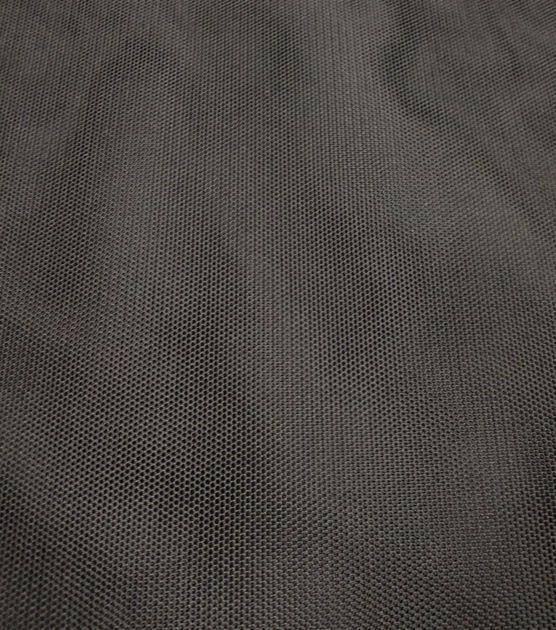 Casa Collection Mesh Fabric-Black