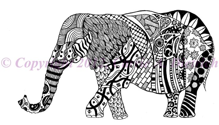 Contour Line Drawing Elephant : Best images about contour line drawings on pinterest