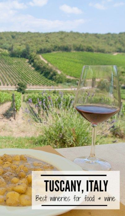 Tuscany, Italy is a wine buffs dream destination! With countless winery options, don't miss these spots for the best wine & food during your next trip to Italy   www.eatworktravel.com - The luxury, adventure travel couple!