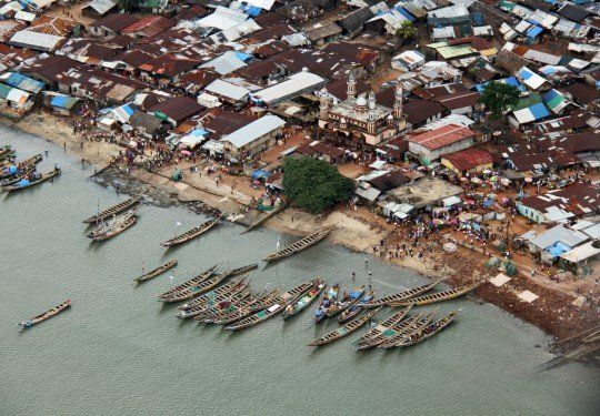 Nature to the rescue: Using ecosystem services to reduce flood risks | UNDP