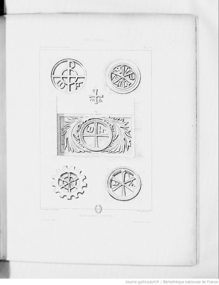 De Vogue. Syrie Centrale. Architecture civile e religieuse du I au VII siecle. 1865–1877. Paris.– J.Baudry, Libraire Editeur