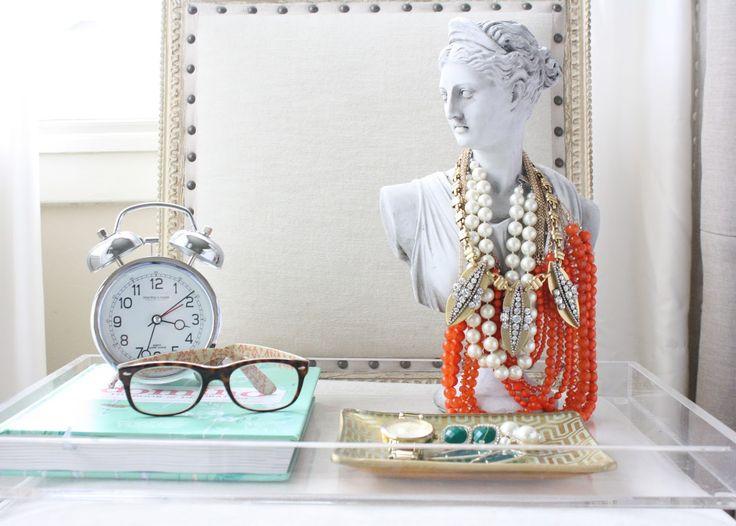My Fair Lady-nightstand decor #nightstand #decor #craneconcept