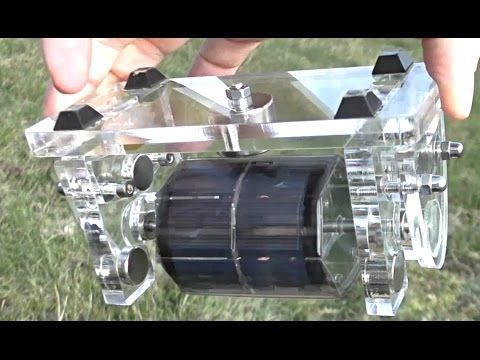 Free Energy Magnet Motor ( free electricity, no water energy, no wind energy, no battery ) - YouTube