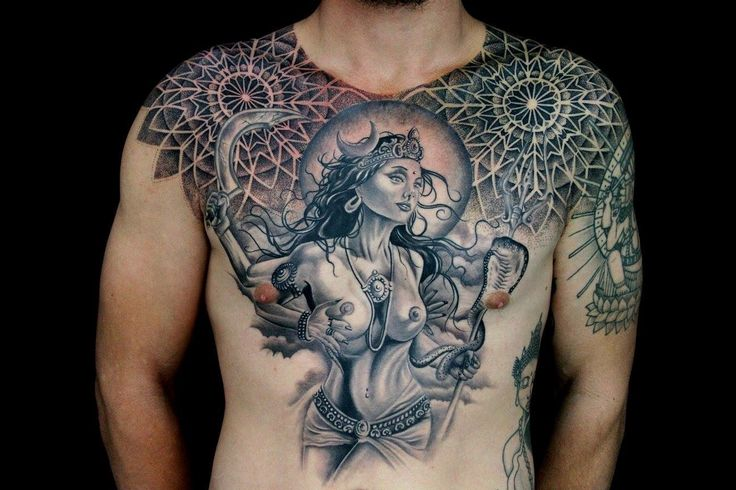 Tattooed by mik lepcha
