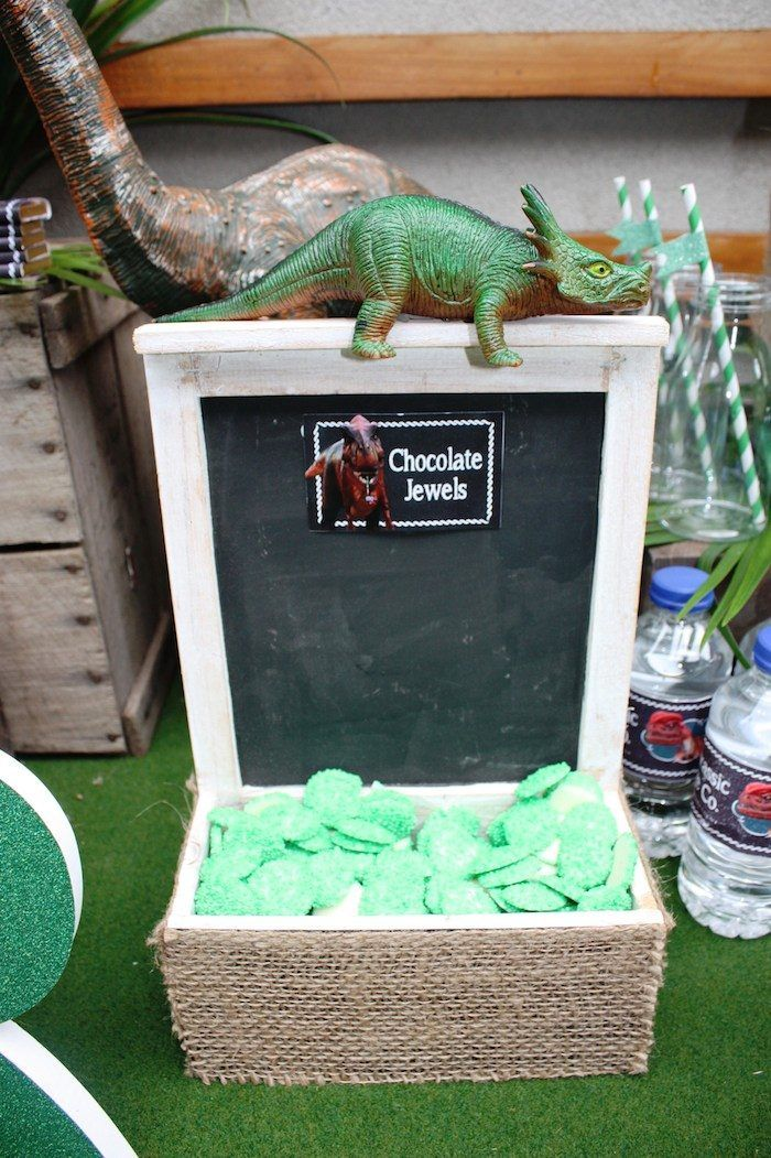 98 best images about party theme dinosaur on pinterest for Dinosaur decor