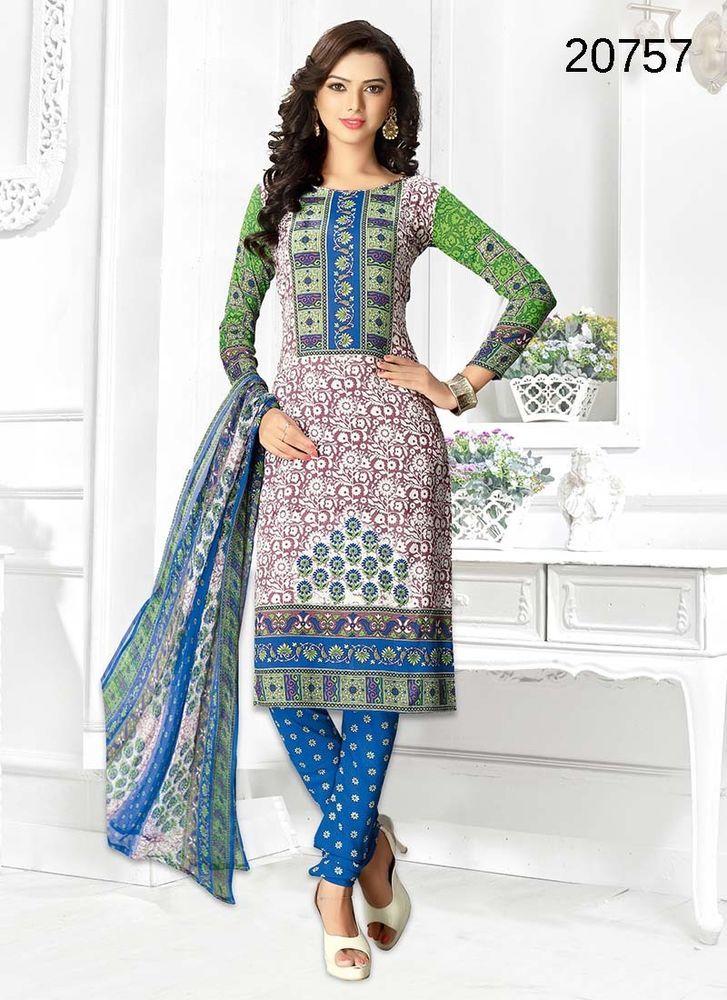 Anarkali New Designer Salwar Indian Suit Bollywood Dress Kameez Ethnic Pakistani #TanishiFashion