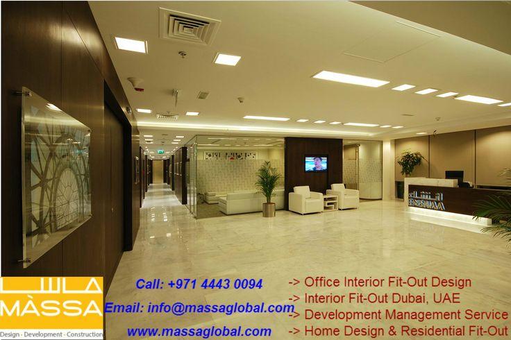 Best Office Design & Fit-Out Service in Dubai, UAE