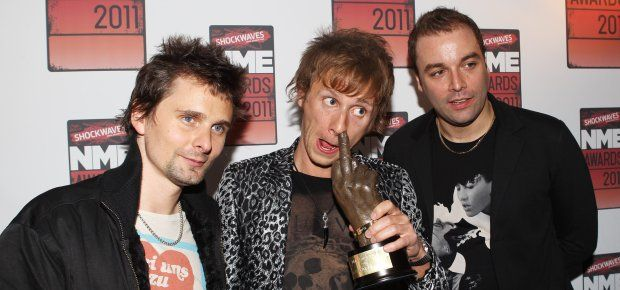 Muse reveal official Olympics song | Channel24