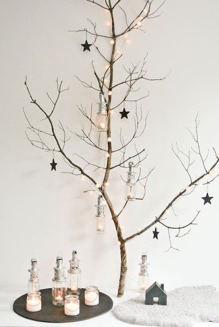 Las 25 mejores ideas sobre decoraci n de ramas de rbol - Ramas de arboles ...