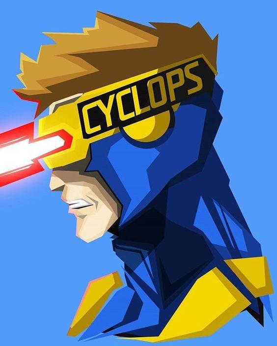 #Cyclops #xmen #popheadshots