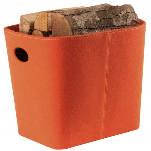 Termatech Orange Felt Log Holder - 440mm