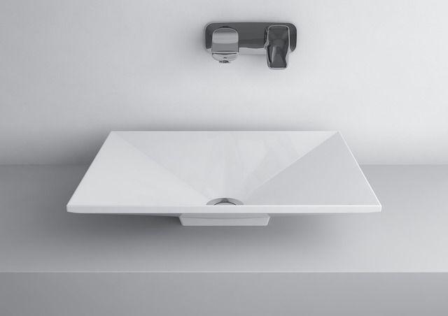 washbasin ADRIANE 506C  #marmite #marmiteSA #washbasin #lavabo #waschtisch #simpledesign #schlichtesdesign #designépuré #bathroom #bagno #baignoire #badezimmer #bathroomideas #salleDeBainDesign #DesignPerIlBagno #DesignIdeen #designideas