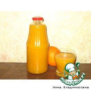 домашняя консервация сока
