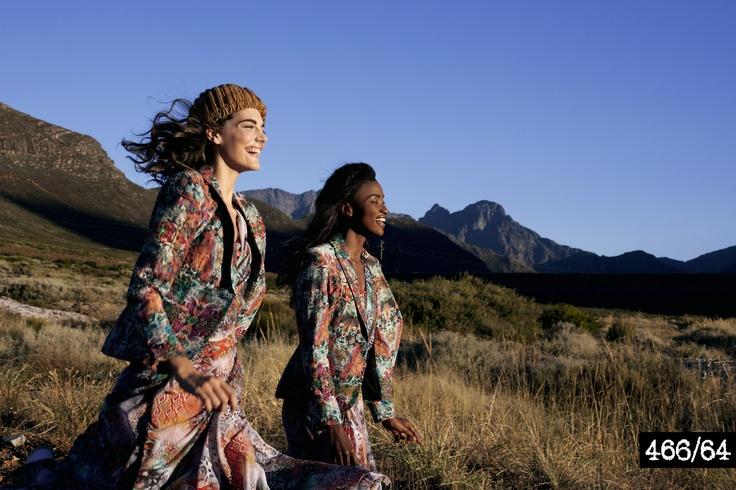 Womenswear - the Aztec Afro Print Blazer