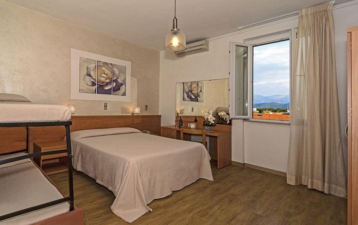 Le Camere familiari Hotel Biagi Lido di Camaiore