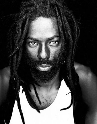 "Mark Anthony Myrie aka Buju Banton- known for his song ""Boom Bye-Bye"""