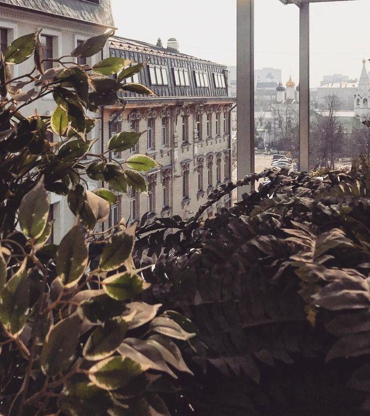 Un Coeur En Hiver / Restaurant / View / Moscow