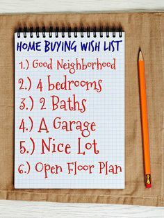 When Buying A First Home Create A 1st Time Home Buyer Wish List: http://www.maxrealestateexposure.com/tips-buying-first-home/ #realestate  http://www.manojatri.com/buyer_mistakes >> Best of #Home #Buyer Mistakes Info and much more... ★ Manoj Atri, #REALTOR® ☎ [416] 275-2089 E: Manoj@ManojAtri.com ★ #HomeBuyer #HomeBuyerTips #HomeBuyerChecklist #HomeBuyerGuide #HomeBuyerQuestions #FirstTimeHomeBuyer #HomeBuyerIdeas #HomeBuyerArticles