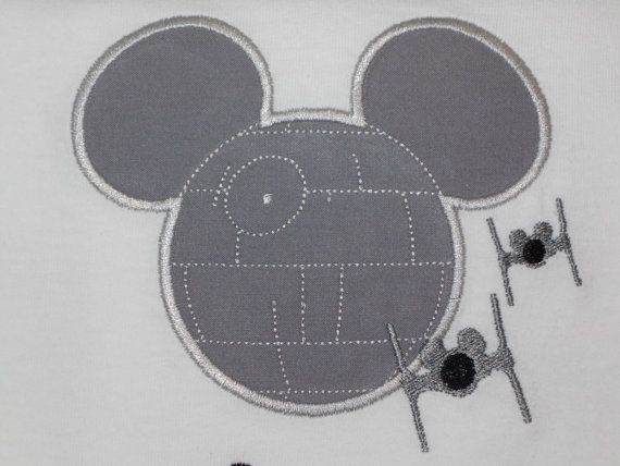 Death Star Mouse Space Wars Shirt - Fun for Magical Family Vacation Dark Fader Princess Lela Chewy