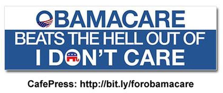 Funny Obamacare Memes: Obamacare vs. I Don't Care