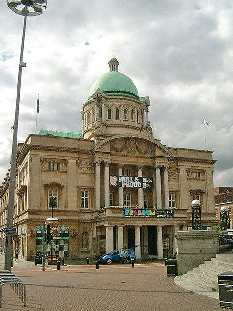 Hull: City of Culture - Pan European Networks
