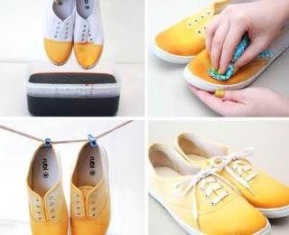 Kendin yap ayakkabı fikirleriyle kendi ayakkabınızı kendiniz yapabilirsiniz ya da kapıda ödeme erkek ayakkabı ile bayan ayakkabı modellerine bakabilirsiniz.