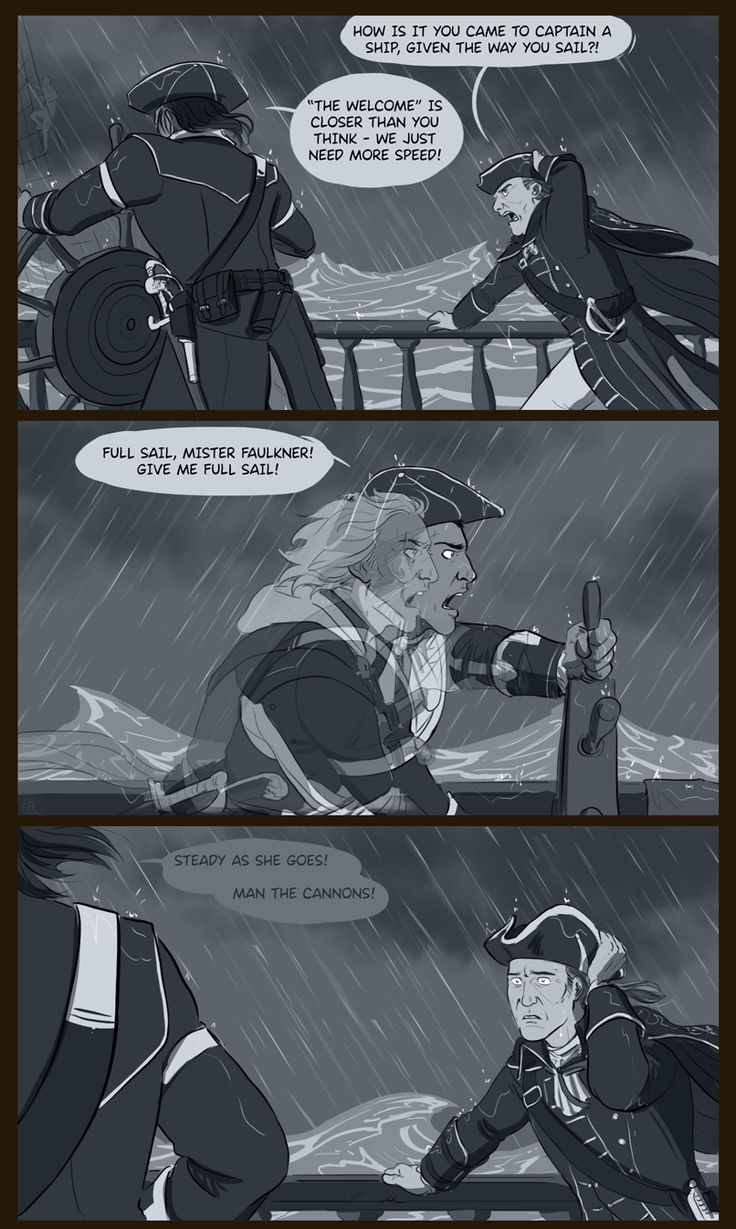 Connor And Haytham Fanfiction Haytham being r...
