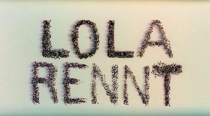 LOLA RENNT - Tom Tykwer (1998) // Run Lola Run