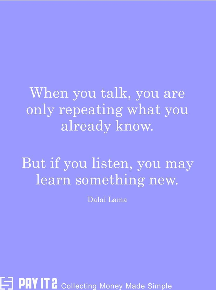 """""""But if you listen, you may learn something new"""" http://www.payit2.com/"""
