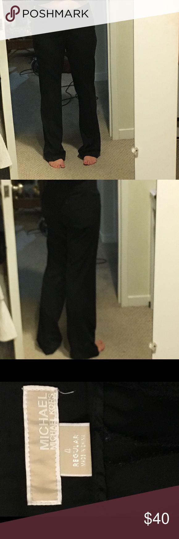 Michael Kors trousers Black Michael Kors trousers. EUC. Michael Kors Pants Trousers