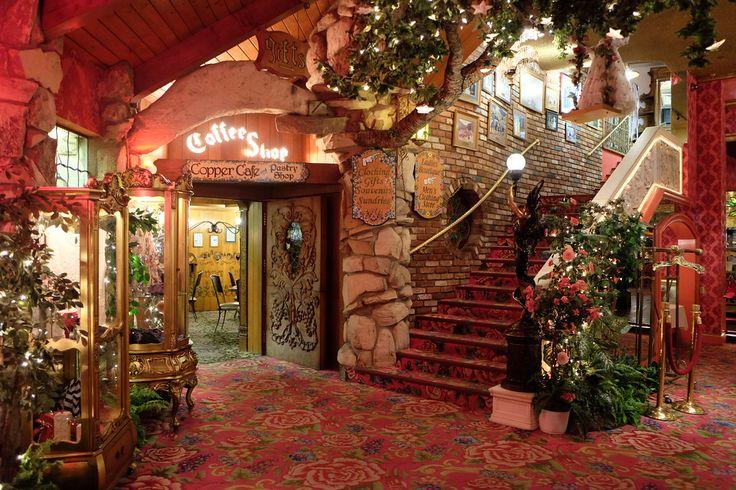 Cellar at Madonna Inn